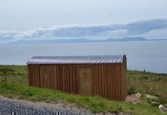 Fionncroft Shepherds Hut, Melvaig, near Gairloch