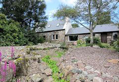 Foxglove Cottage, Opinan, near Laide