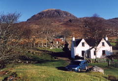 Lower Rechullin, Alligin