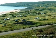 Sands Caravan and Camping Park, near Gairloch