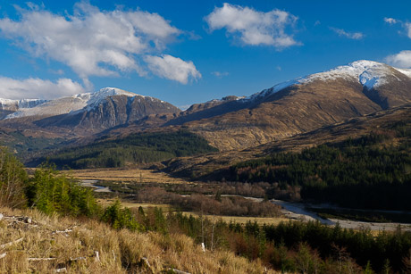 Glen Carron: Lochcarron to Achnasheen