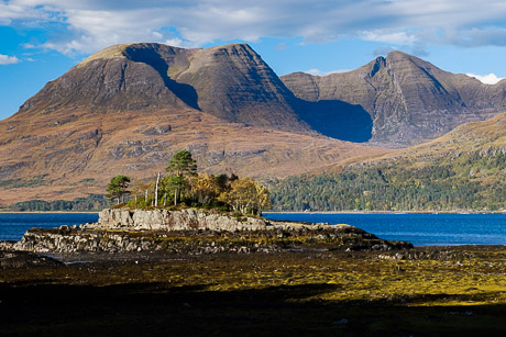 Torridon: Shieldaig and Kinlochewe