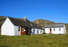 Achmelvich Beach Hostel, near Lochinver