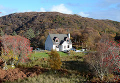 Ruighe Cottage, near Lochinver