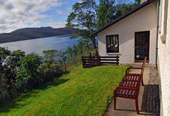 Waterfront Cottage, Ullapool