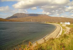 Ardmair Bay Cottages & Chalets, Ardmair, near Ullapool