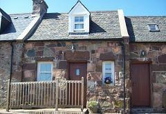 Rhuntotan Highland Cottage, Stoer