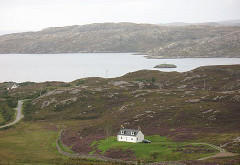 Elig a Bhrodan, near Lochinver