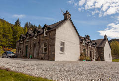 Campbelltown Cottages, Leckmelm, near Ullapool