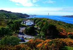 Cruachan Holiday Home, Lochinver